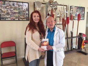 Lisa Rhyne Grand Master Zhou